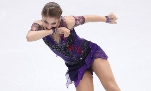Российские фигуристки тренера Турсынбаевой впервые в истории заняли весь пьедестал в финале Гран-при