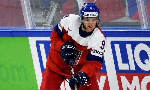 «Барысу» неожиданно предложили чешского защитника из клуба НХЛ