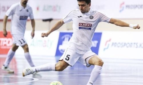 «Кайрат» обыграл «Аят» в матче чемпионата РК