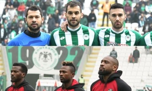 Экс-лидеры «Астаны» Аничич и Твумаси сыграли друг против друга в чемпионате Турции