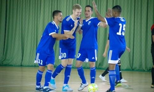 «Жетысу» обыграл «Каспий» в матче чемпионата РК