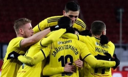Лучший игрок матча «Спартак» — «Ростов» предложил отдать приз Зайнутдинову