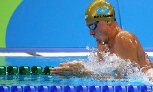 Баландин завоевал ещё одну медаль открытого чемпионата США по плаванию