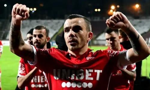 Футболисту сборной Румынии предлагают заоблачную зарплату в Казахстане