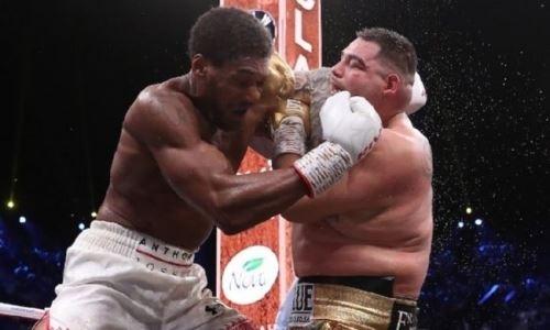 «Свиная отбивная в пустыне». Член Зала славы бокса поразил реакцией на поражение Руиса от Джошуа
