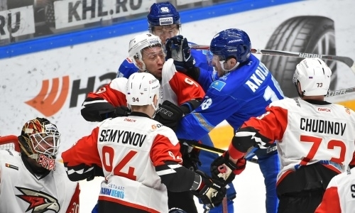 «Устроили битву». КХЛ — о шансах «Барыса» против «Авангарда» и перспективах в плей-офф