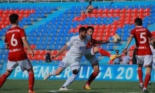 Казахстанский участник Лиги Европы подписал первого новичка. Легионер сам озвучил детали