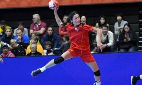 Женская сборная Казахстана завершила выступление на ЧМ-2019 поражением от Кубы