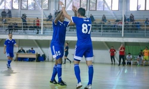 «Жетысу» обыграл «Каспий» и вышел на первое место чемпионата РК