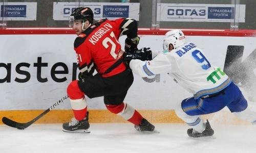 «У них было жестко в раздевалке». Отказавшийся от сборной Казахстана игрок «Авангарда» — о разговоре с хоккеистами «Барыса»