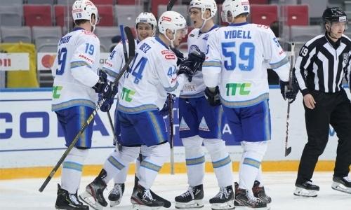 «Безусловно!» Капитан «Барыса» высказался о матчах с «Авангардом» и борьбе за лидерство в дивизионе КХЛ