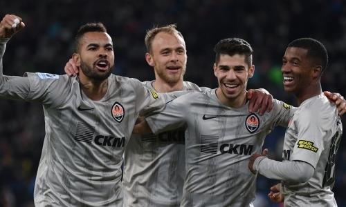 «Qazsport» покажет прямую трансляцию матча «Шахтер» — «Аталанта» в Лиге Чемпионов