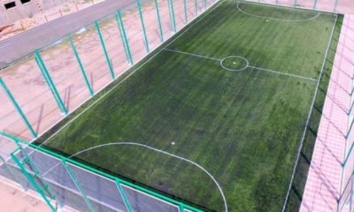 В Атырау увеличится число футбольных полей