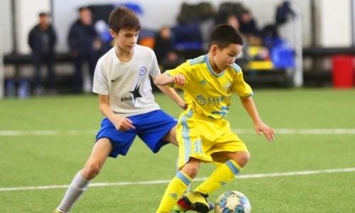 В столице Казахстана учрежден новый детский турнир Dream Cup