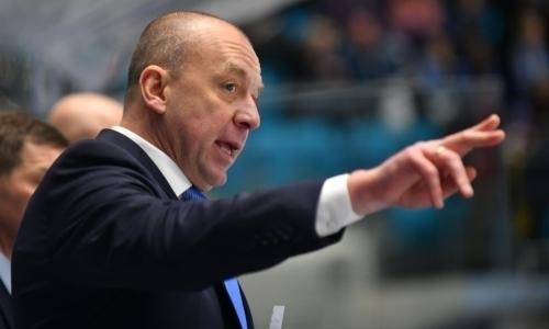 Скабелка поднялся в рейтинге тренеров КХЛ после невероятного камбэка «Барыса» в матче с «Авангардом»