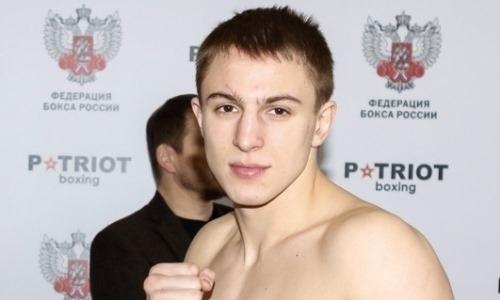 Казахстанский боксер проведет бой в андеркарде поединка экс-чемпионов мира