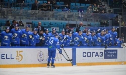 «Барысу» сообщили правду о легионерах команды и шансах в плей-офф КХЛ против топ-клубов