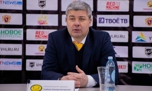 «Соперник нас за эти ошибки наказал». Тренер «Сарыарки» нашел положительный момент в игре с «Барсом»