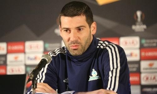 «Никому не будет просто». Эрич рассказал о готовности к матчу с «Партизаном» и важности результата