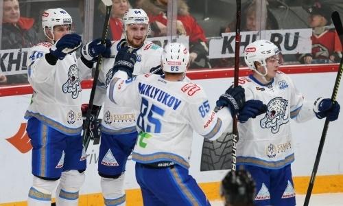 «Видно, что команда...». Озвучено влияние паузы КХЛ на победную поступь «Барыса»