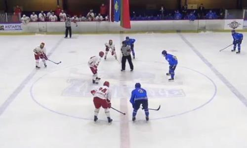Сборная Казахстана до 18 лет стартовал с разгромного поражения Беларуси на турнире четырех наций в Латвии