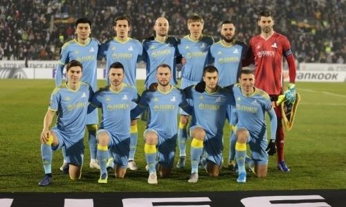 Сколько заработала «Астана» по итогам нынешнего сезона еврокубков