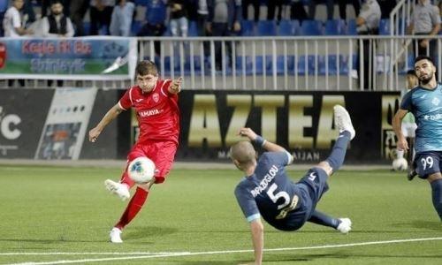 Клуб КПЛ намерен заплатить за трансфер азербайджанского форварда