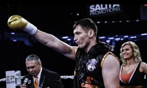 Казахстанский супертяж выйдет на ринг в андеркарде боя за два титула чемпиона мира