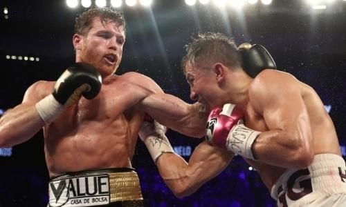 «Если они будут драться снова». Американский телеведущий назвал победителя третьего боя Головкин — «Канело»