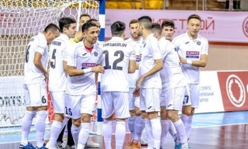 «Актобе» сложил полномочия обладателя Кубка Казахстана, проиграв «Кайрату»