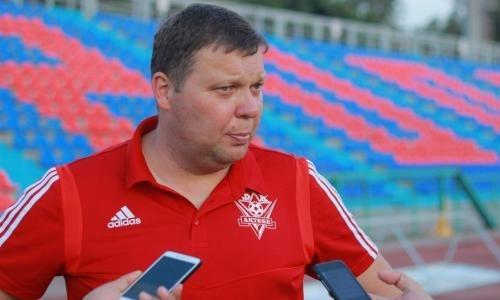 Александр Седнев нашел себе новый клуб после ухода из вылетевшего в Первую лигу «Актобе»