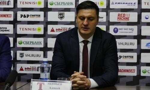 «Был накал как в плей-офф». Тренер «Торпедо-Горький» отметил организованность «Сарыарки»