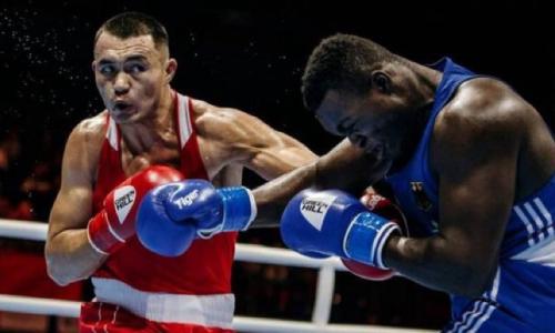 Сборная Казахстана по боксу проведет совместные сборы с Кубой