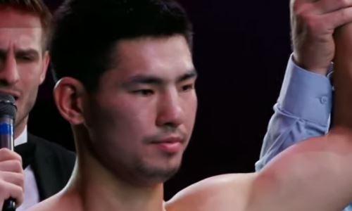 Казахстанский боксер сразится против россиянина с 73 боями в профи