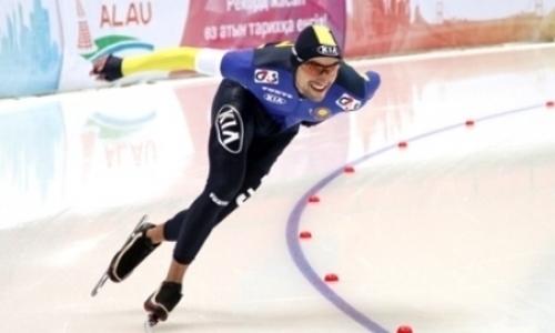 Казахстанские конькобежцы стали вторыми в командной гонке преследования этапа Кубка мира
