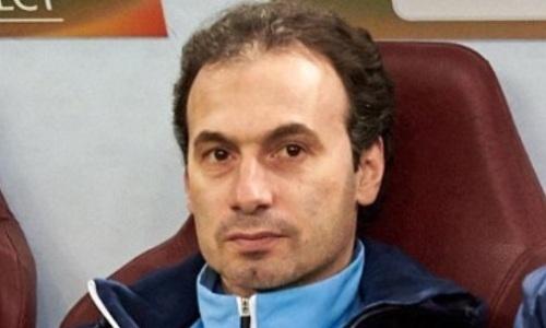 «Я сделал следующий шаг». Возглавивший «Тобол» Бабаян обратился к болельщикам «Астаны»