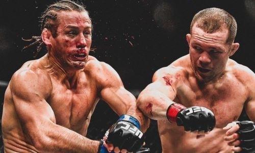 Российский топ-боец казахстанского менеджера сумасшедшим ударом отправил легенду UFC в глубокий нокаут. Видео