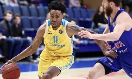 «Астана» проиграла ЦСКА и потерпела четвертое поражение подряд в Лиге ВТБ