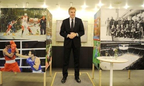 Первое олимпийское золото независимого Казахстана выставили в Музее лыж в Осло