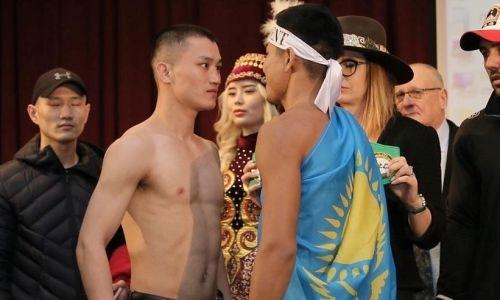 Прямая трансляция вечера бокса в Алматы с титульными боями казахстанцев Коточигова и Заурбека