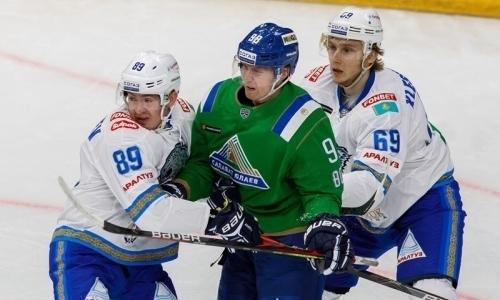 «С топовыми соперниками». Российский клуб КХЛ предупредили насчет сложных игр с «Барысом»