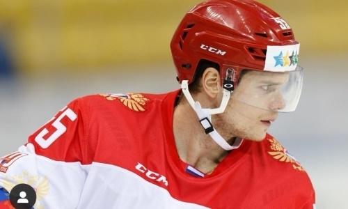 Казахстанский клуб официально объявил о подписании воспитанника московского ЦСКА