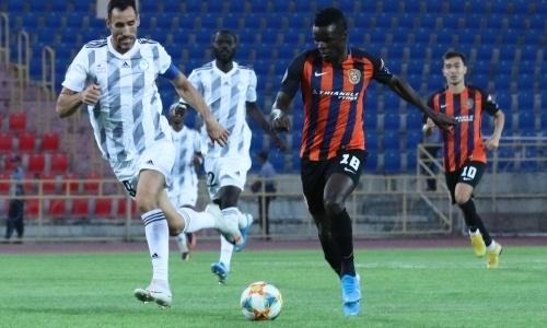 Автор двух дублей в КПЛ-2019 из сборной африканской страны покидает казахстанский клуб