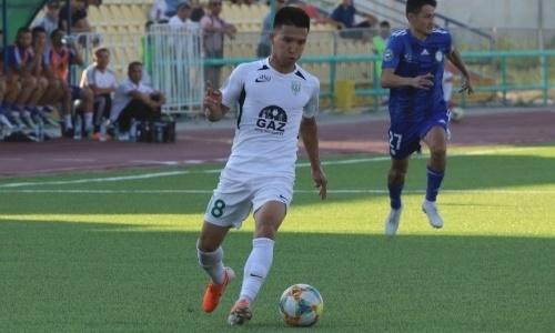 Участник Лиги Европы пополнился известным казахстанским футболистом