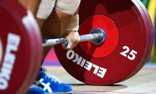 Семь казахстанских тяжелоатлетов дисквалифицированы за применение допинга