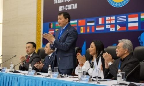 300 спортсменов примут участие в чемпионате мира по қазақ күресі в столице