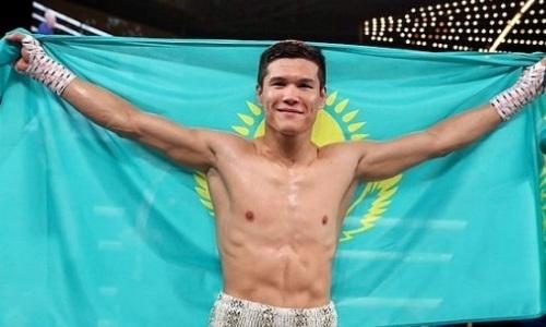 Данияр Елеусинов «удосрочил» экс-чемпиона WBC с 20 победами в профи