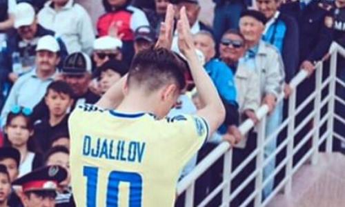 «Жетысу» покинул воспитанник кыргызского футбола за 350 тысяч евро