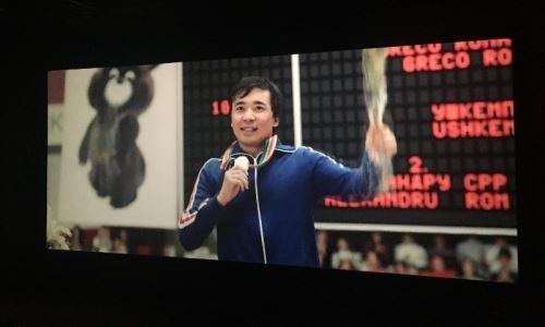 Фильм о первом казахе — олимпийском чемпионе презентовали в Алматы