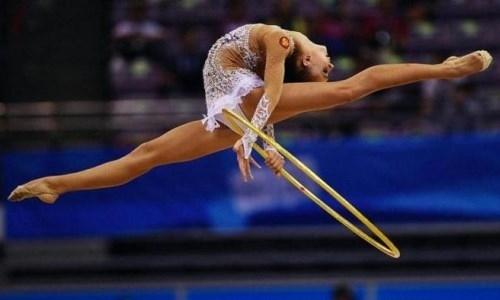 Казахстан завоевал медали на Кубке Люксембурга по художественной гимнастике